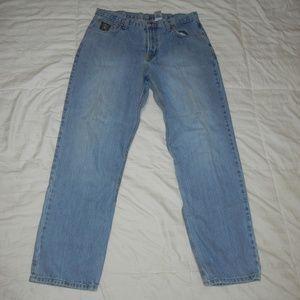 Cinch Loose Fit Black Label Jeans Men 36X34